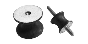 Mitred anti-vibration dampers