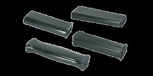 Flat PVC handles