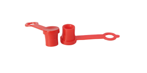 Red protector for lubricators with and without flanges